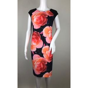 Calvin Klein Sleeveless Career Dress Size 14